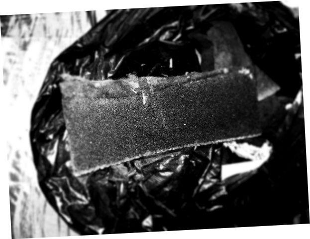 Venttiilistä löydetty likainen suodatin - VSikkunahuolto V2